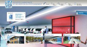 SAGS Parc SAGS plus proche des usagers avec son nouveau site Internet