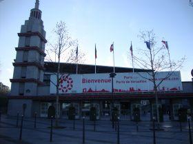 SAGS Parc R�servez votre place de stationnement au parking Porte de Versailles