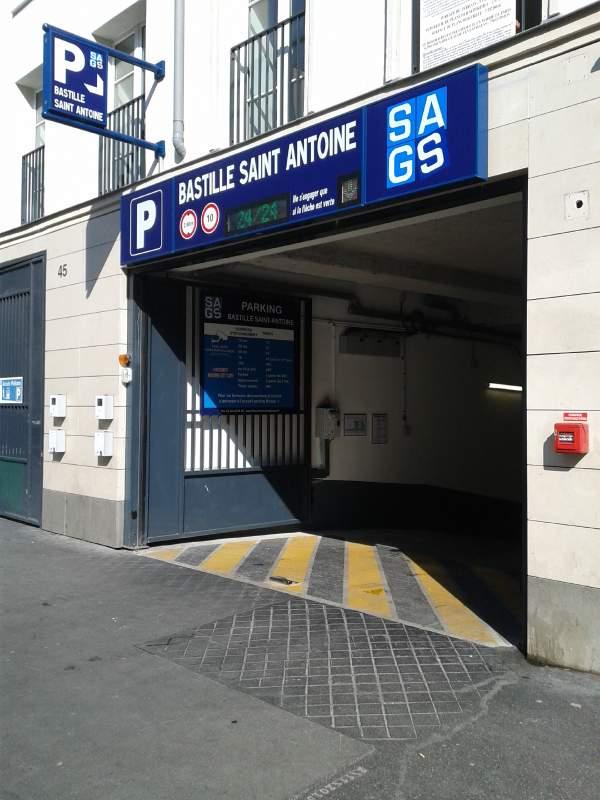 Parking et stationnement sur voirie sags une solution for Garage du faubourg le quesnoy