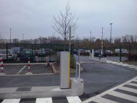 SAGS Parc Le nouveau plan de stationnement du Centre hospitalier sud francilien entre en fonctionnement