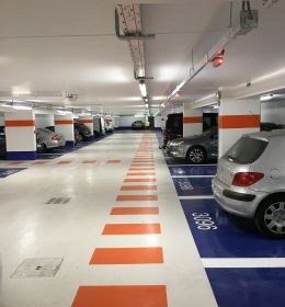 SAGS Parc ATTENTION TRAVAUX : FERMETURE PARKING VERDUN