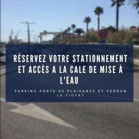 SAGS Parc Nouveau ! Reservez votre stationnement en ligne � La Ciotat
