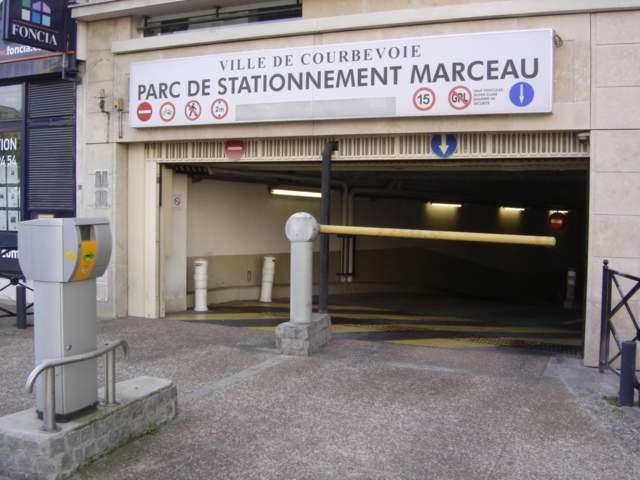 SAGS Parc Marceau