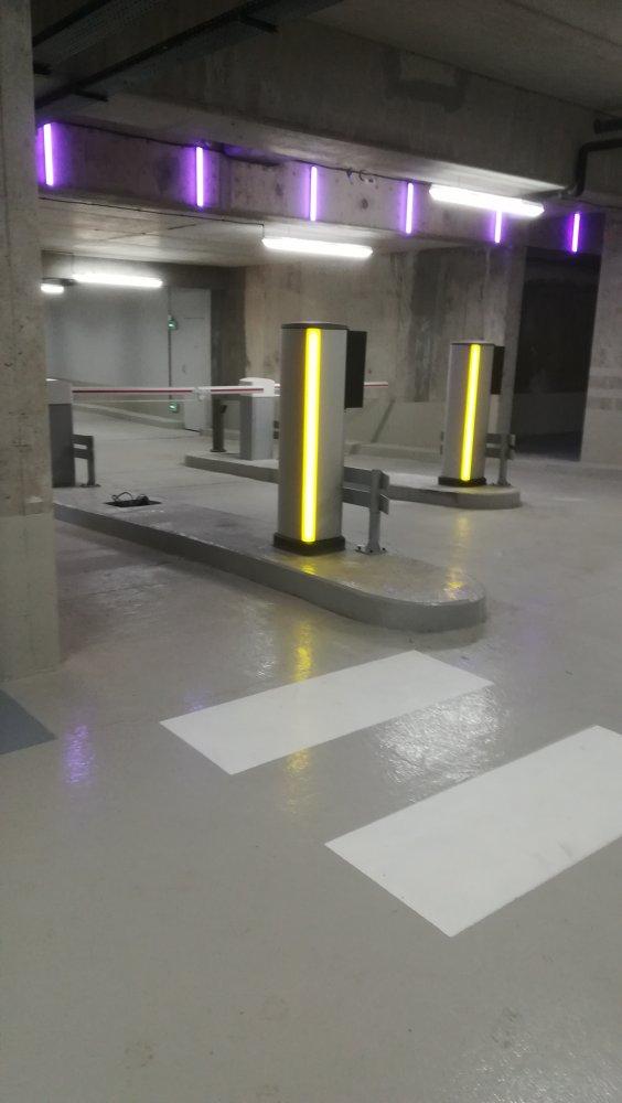 SAGS Parc Nouveau Charras