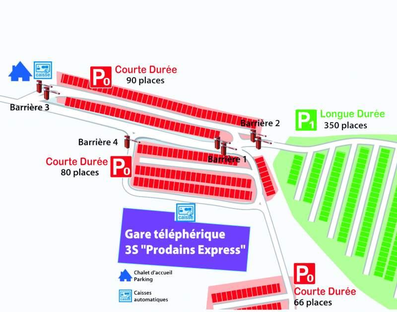 SAGS Parc Les Prodains