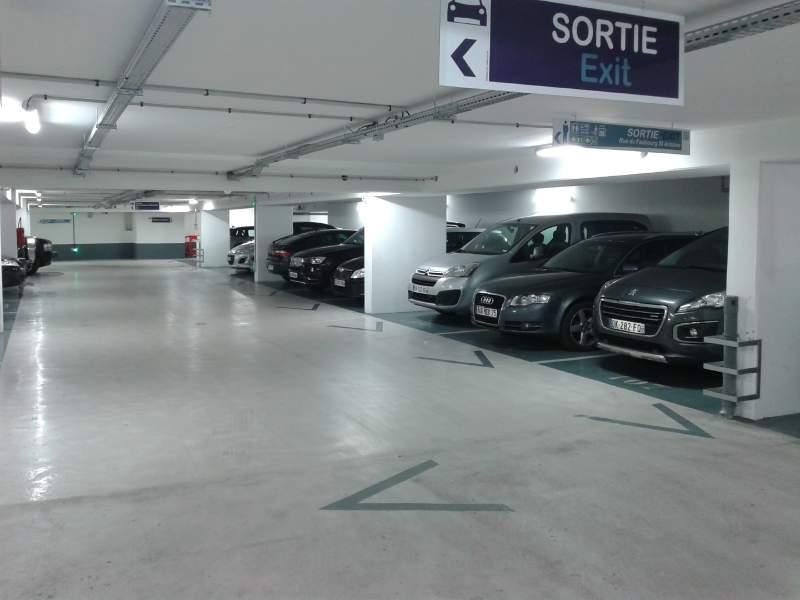 SAGS Parc Bastille St Antoine
