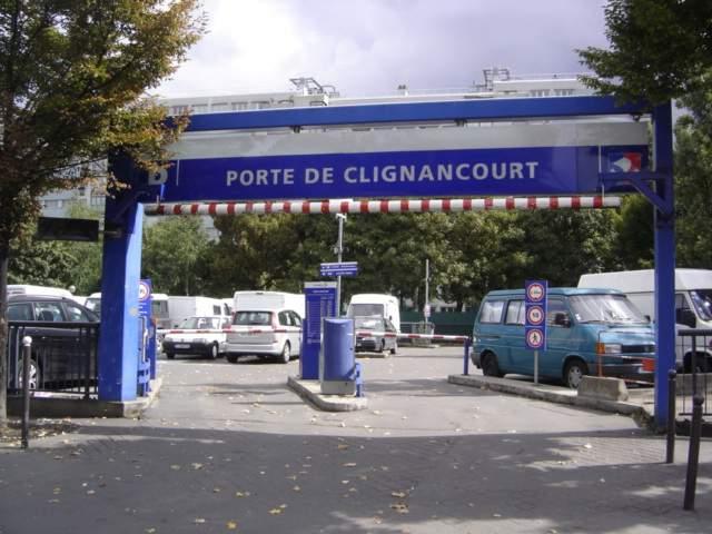SAGS Parc Porte de Clignancourt
